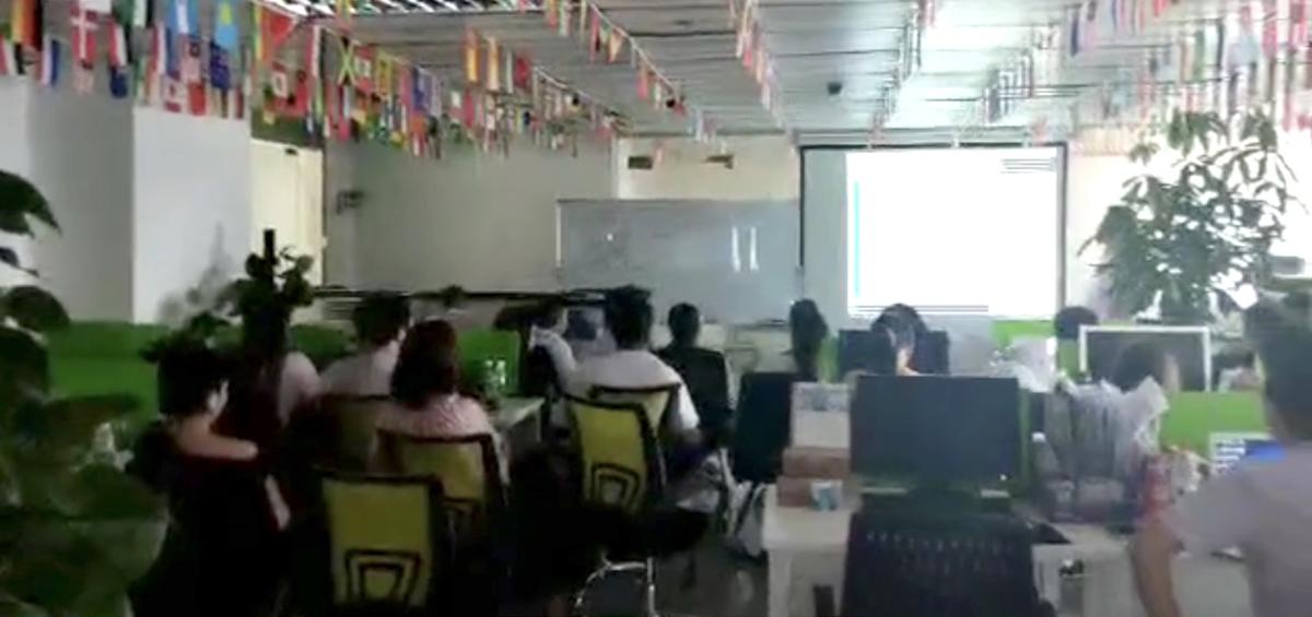 網絡(luo)營銷培訓公司(si)